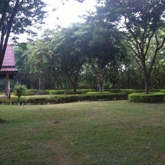 Photo taken at Inthanon Riverside Resort by Mmie on 8/30/2013