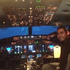 Photo taken at Copa Airlines Centro de Capacitación by Luis B. on 3/24/2014