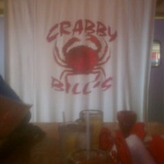 Photo taken at Crabby Bill's St. Cloud by Sarah M. on 1/1/2013