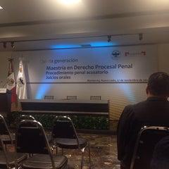 Photo taken at Poder Judicial del Estado de Nuevo León by Ingrid L. on 11/27/2014