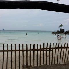 Photo taken at Boracay Plaza Hotel by Salwa B. on 2/13/2014