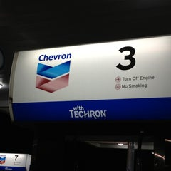 Photo taken at Chevron by Dave C. on 3/11/2013