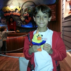 Photo taken at Goofy About Fishin' by Maria S. on 1/31/2013