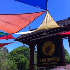 Photo taken at Cowtippers by Aaron J. on 4/20/2013
