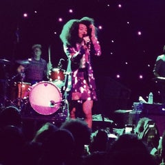 Photo taken at Webster Hall by Daniel L on 2/21/2013