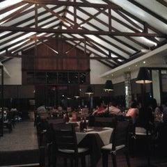 Photo taken at Boncafe by Grace S. on 1/9/2013