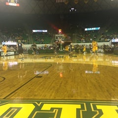 Photo taken at Ferrell Center by Jay F H. on 12/18/2012