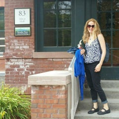 Photo taken at Champlain College by Andrew A. on 8/31/2015