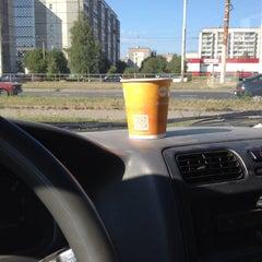 Photo taken at ТНК by Ruslan I. on 7/25/2014