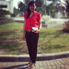 Photo taken at Bali Nusa Dua Convention Center (BNDCC) by Mirah T. on 11/3/2012