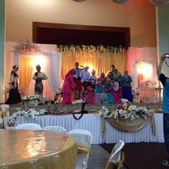 Photo taken at Dewan Jubli Perak by Zack S. on 11/9/2013