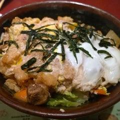 Photo taken at Mo Mo Sushi by Mimi G. on 12/4/2014