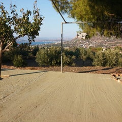 Photo taken at Καμπόλι by Demetris P. on 10/12/2014
