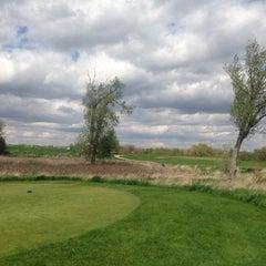 Photo taken at Mill Creek Golf Club by Austin G. on 5/11/2013