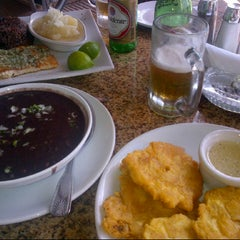 Photo taken at El Tropico Restaurant by Veronique R. on 5/7/2013