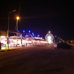 Photo taken at Luna Park Port Leucate by Marco P. on 8/25/2012