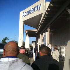 Photo taken at Academy Sports + Outdoors by Jonathan B. on 4/12/2013
