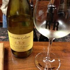 Photo taken at De Ponte Cellars by Curtis M. on 11/18/2012