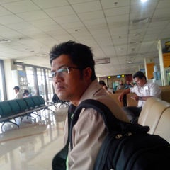 Photo taken at Gate 7 by Asep J. on 11/11/2013