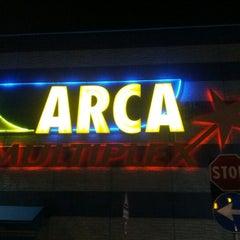 Photo taken at Cinema Multiplex L'Arca by stefanopala on 1/20/2013