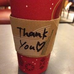 Photo taken at Starbucks Coffee つくば店 by Tera m. on 11/8/2013
