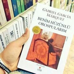 Photo taken at Beyazıt Kitabevi by Sıla T. on 5/25/2016