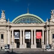 Photo taken at Grand Palais by Grand Palais on 11/8/2013