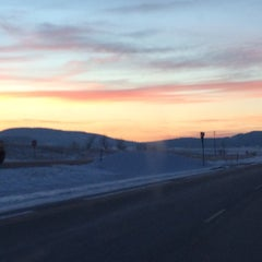Photo taken at Deadwood, SD by Kathleen O. on 12/30/2015