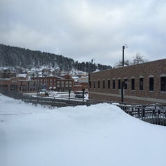 Photo taken at Deadwood, SD by Kathleen O. on 12/17/2015