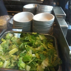 Photo taken at Chipotle Mexican Grill by Teddy W. on 3/26/2013