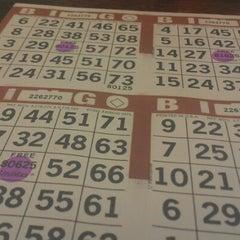Photo taken at Delta Bingo by Sarah M. on 12/8/2012