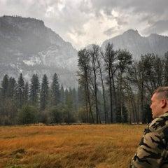 Photo taken at Lower Yosemite Falls by Eliam M M. on 10/17/2015