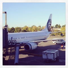 Photo taken at Gate N16 by Michelle Y. on 9/20/2013