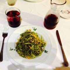 Photo taken at Romina Trattoria e Pizza by Alesita P. on 6/27/2014