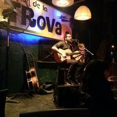 Photo taken at Cancion de la Trova by Felipe on 11/25/2012