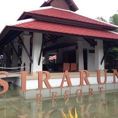 Photo taken at Sirarun resort by Nuttarwut V. on 10/12/2013