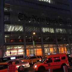 Photo taken at New York Times Building by Olya K. on 5/22/2016