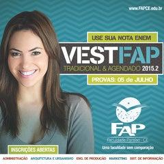 Photo taken at Faculdade Paraíso do Ceará - FAP by Faculdade Paraíso do Ceará on 6/15/2015
