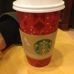 Photo taken at Starbucks by Lindsay B. on 11/13/2013