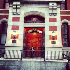 Photo taken at Park Avenue Armory by Jeremiah R. on 2/14/2013