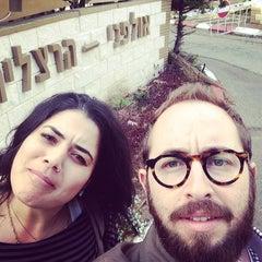 Photo taken at Herzliya Studios (אולפני הרצליה) by Jonathan K. on 2/27/2014