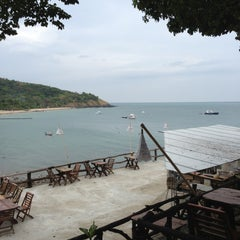 Photo taken at Lanta Marine View by Kom R. on 4/11/2013