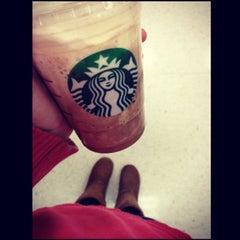 Photo taken at Starbucks by Lauren S. on 12/21/2013