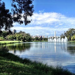 Photo taken at Parque Ibirapuera by Juan C. on 6/29/2013