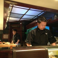 Photo taken at Jo-To Japanese Restaurant by Furreal ®. on 1/1/2013