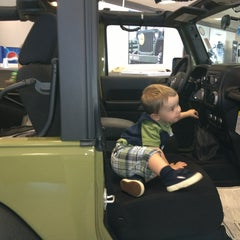 Photo taken at Leith Chrysler Jeep by Lewis H. on 4/2/2013