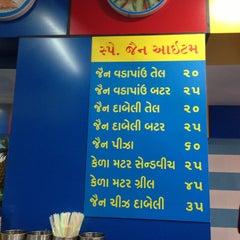Photo taken at Jay Bhavani Vadapav - Vastrapur by Sunaina K. on 7/17/2013