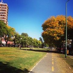 Photo taken at Boulevard García del Río by Tomer on 4/20/2013