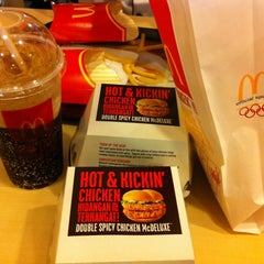 Photo taken at McDonald's by Ah Lian on 11/24/2012