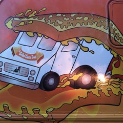 Photo taken at The Grilled Cheese Truck by Paul G. on 4/18/2013